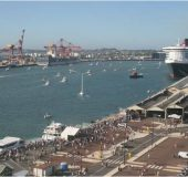 queen mary arrival 2